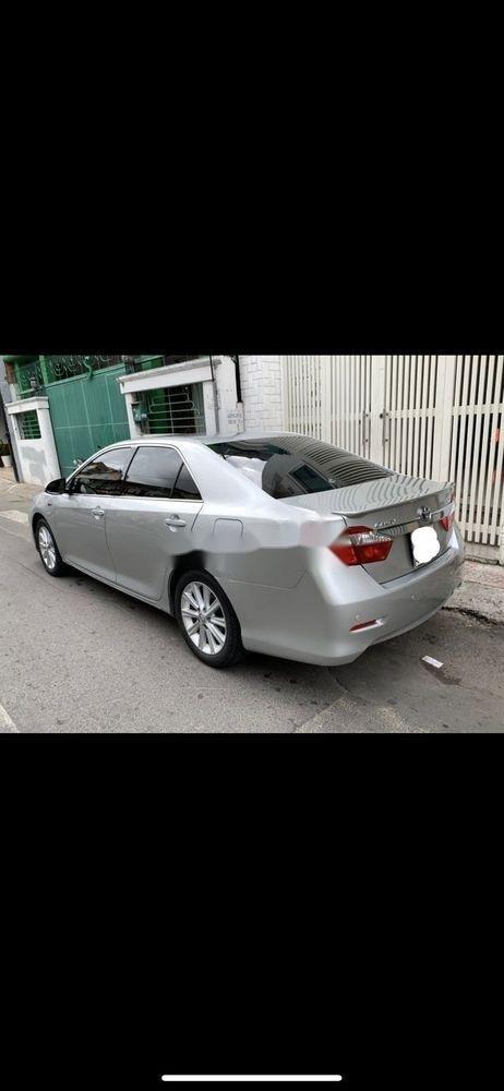 Bán xe Toyota Camry 2.5G năm sản xuất 2013, màu bạc (3)