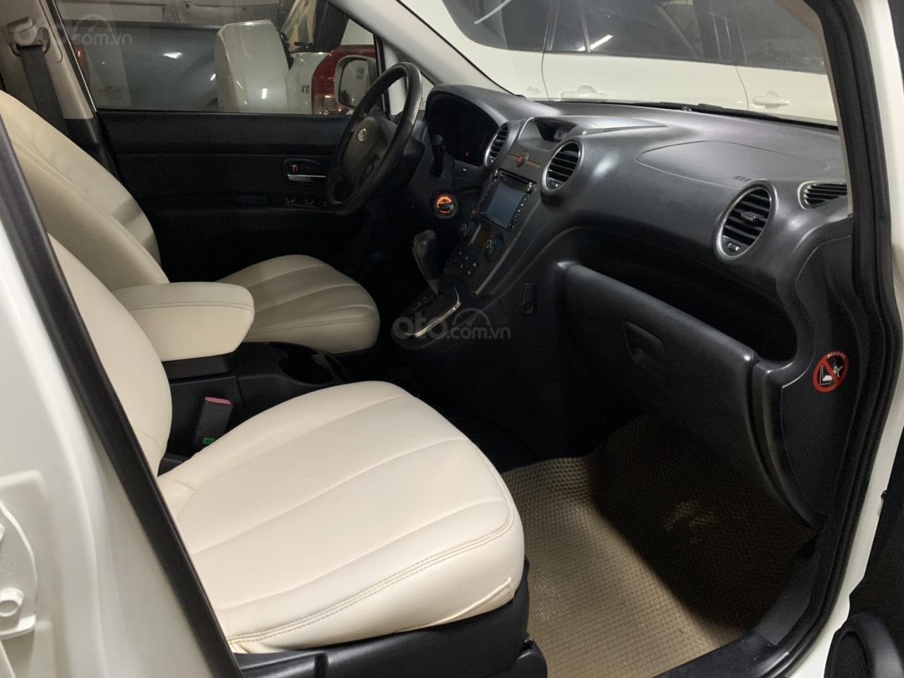 Bán xe Kia Carens 2.0AT năm 2011, màu trắng (6)