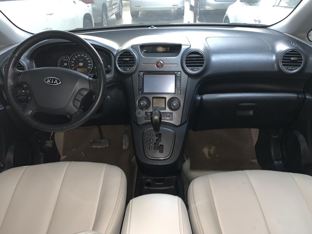 Bán xe Kia Carens 2.0AT năm 2011, màu trắng (5)