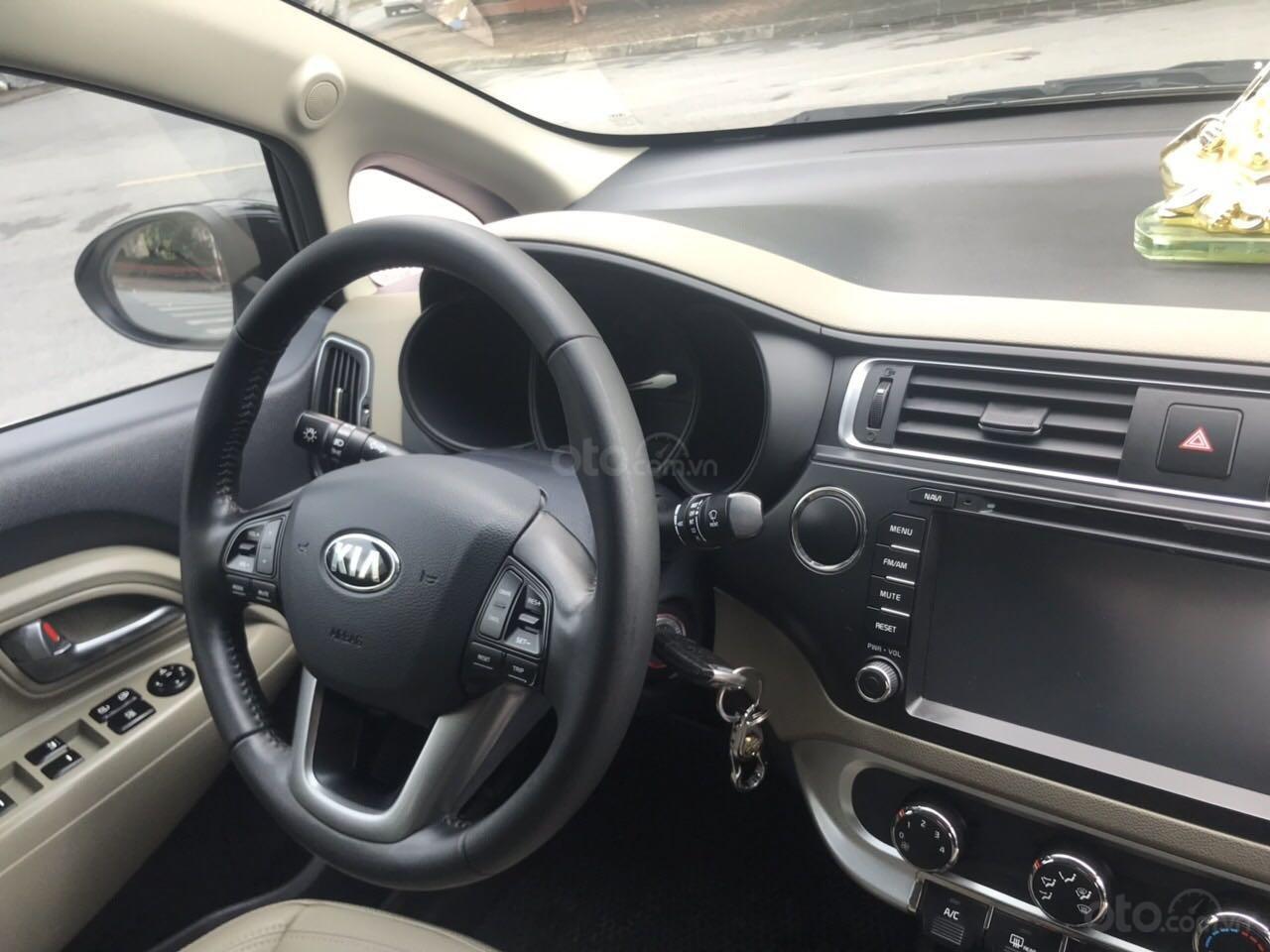 Xe Kia Rio đăng ký 2016, màu đen nhập khẩu giá tốt 469 triệu đồng (5)