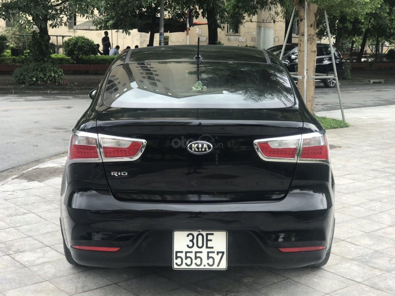 Xe Kia Rio đăng ký 2016, màu đen nhập khẩu giá tốt 469 triệu đồng (3)