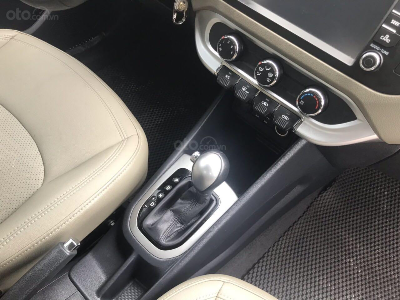 Xe Kia Rio đăng ký 2016, màu đen nhập khẩu giá tốt 469 triệu đồng (9)