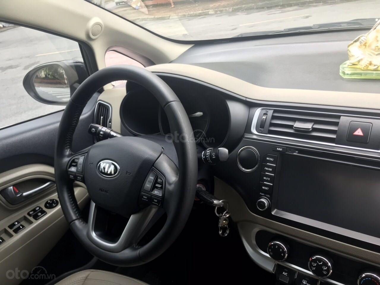 Xe Kia Rio đăng ký 2016, màu đen nhập khẩu giá tốt 469 triệu đồng (7)