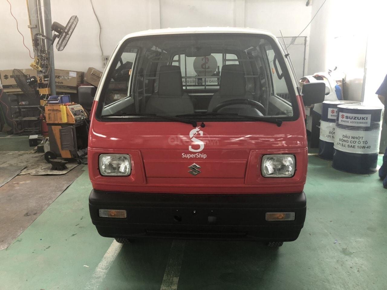 Xe tải van Suzuki chạy giờ cấm, đủ màu giao ngay, giá hot (4)