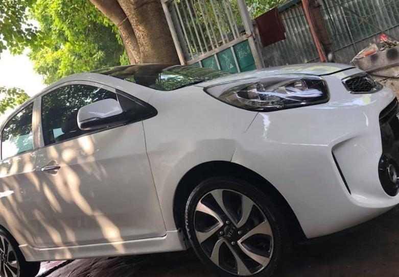 Bán xe Kia Morning đời 2017, màu trắng, số sàn (3)