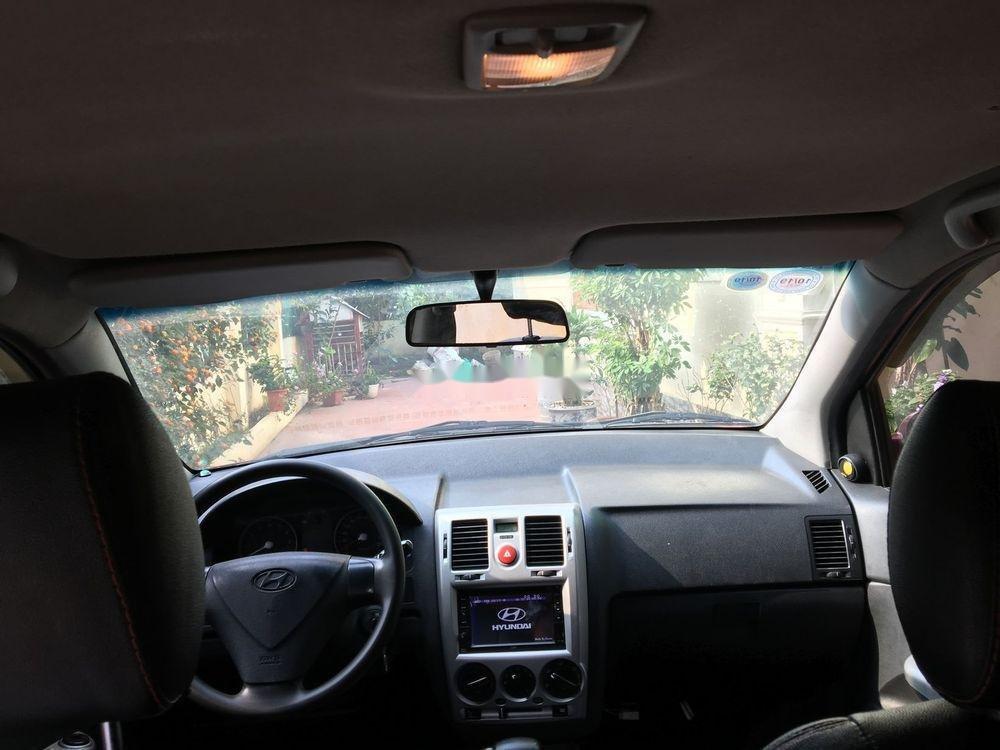 Cần bán lại xe Hyundai Click AT năm sản xuất 2007, màu đỏ, nhập khẩu nguyên chiếc   (7)