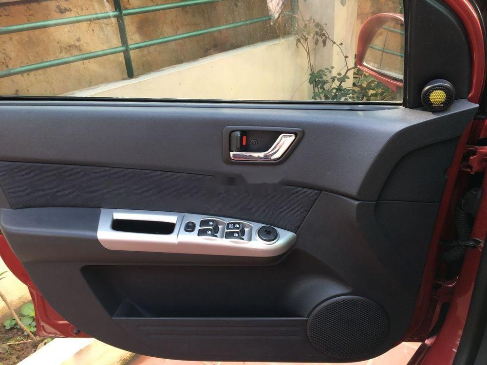 Cần bán lại xe Hyundai Click AT năm sản xuất 2007, màu đỏ, nhập khẩu nguyên chiếc   (8)