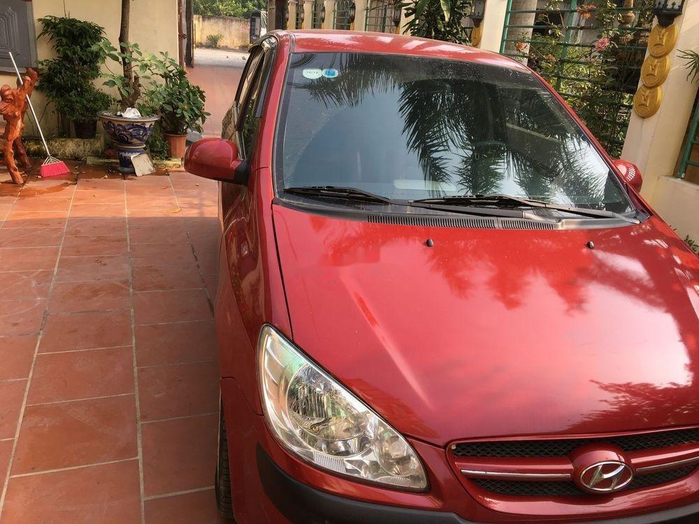 Cần bán lại xe Hyundai Click AT năm sản xuất 2007, màu đỏ, nhập khẩu nguyên chiếc   (1)
