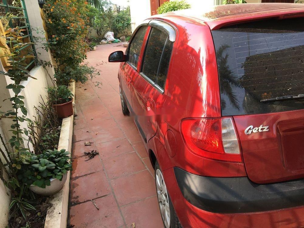 Cần bán lại xe Hyundai Click AT năm sản xuất 2007, màu đỏ, nhập khẩu nguyên chiếc   (4)