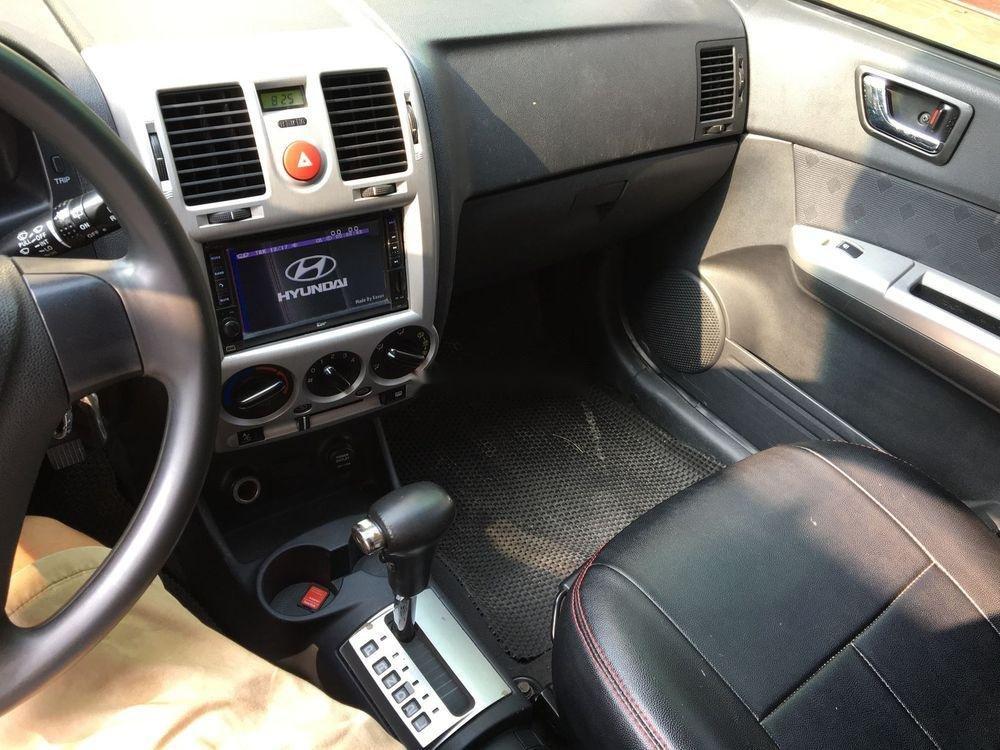 Cần bán lại xe Hyundai Click AT năm sản xuất 2007, màu đỏ, nhập khẩu nguyên chiếc   (6)