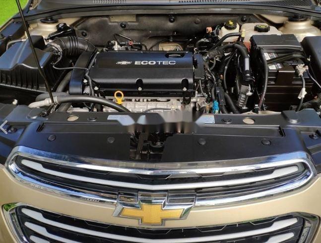 Bán ô tô Chevrolet Cruze  1.8 LTZ  2016, màu vàng (3)