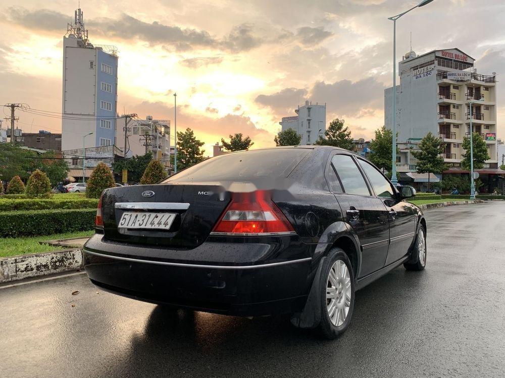 Cần bán lại xe Ford Mondeo đời 2004, màu đen, giá chỉ 178 triệu (4)