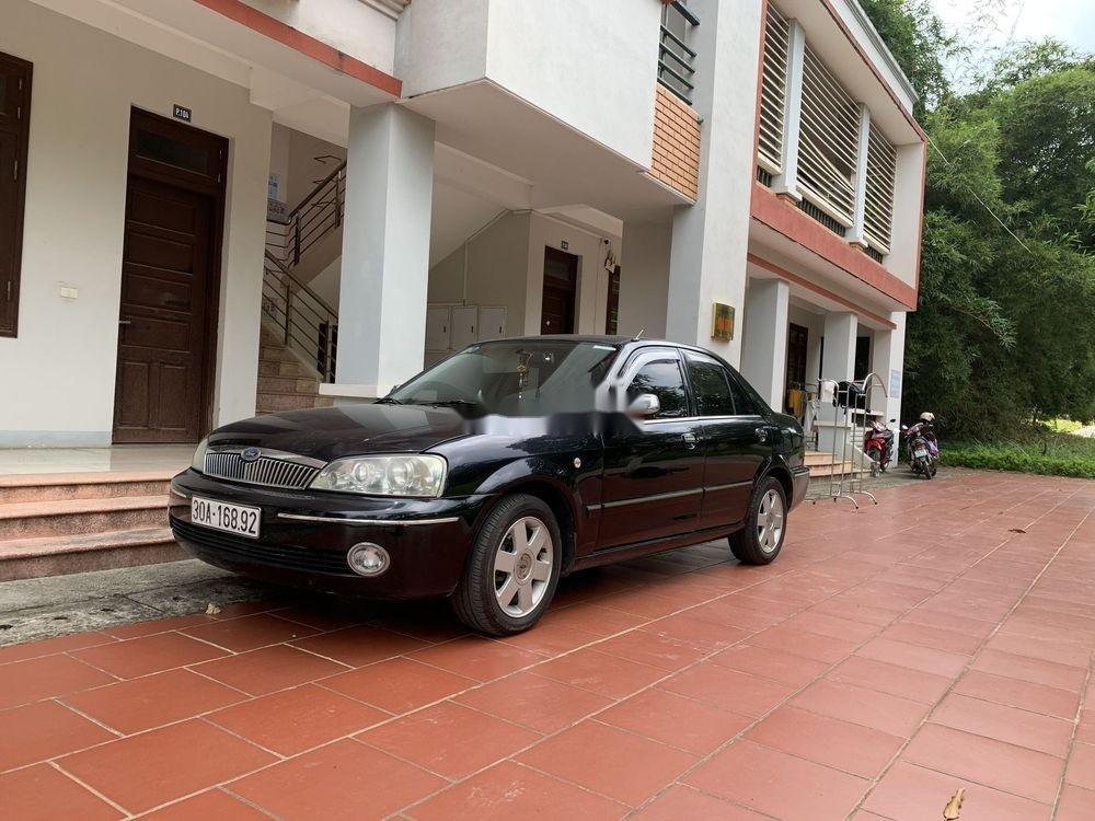 Bán Ford Laser đời 2003, màu đen, nhập khẩu, giá tốt (2)