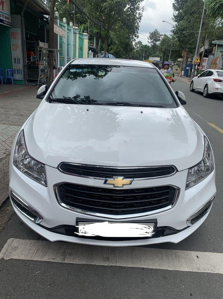 Bán Chevrolet Cruze 2017 đời 2017, màu trắng (1)