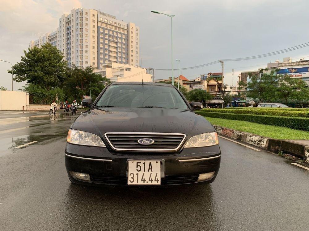 Cần bán lại xe Ford Mondeo đời 2004, màu đen, giá chỉ 178 triệu (10)