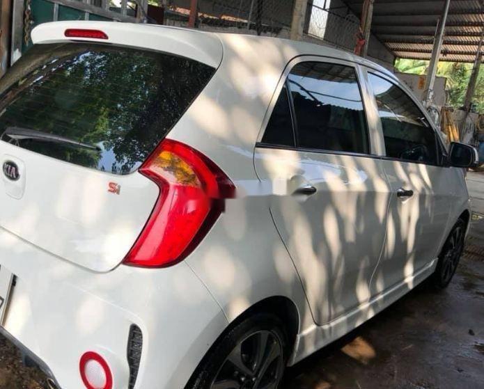 Bán xe Kia Morning đời 2017, màu trắng, số sàn (4)