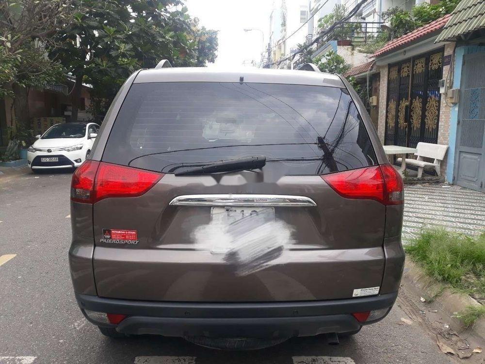 Cần bán gấp Mitsubishi Pajero sản xuất 2016, màu nâu số sàn, 626tr (2)