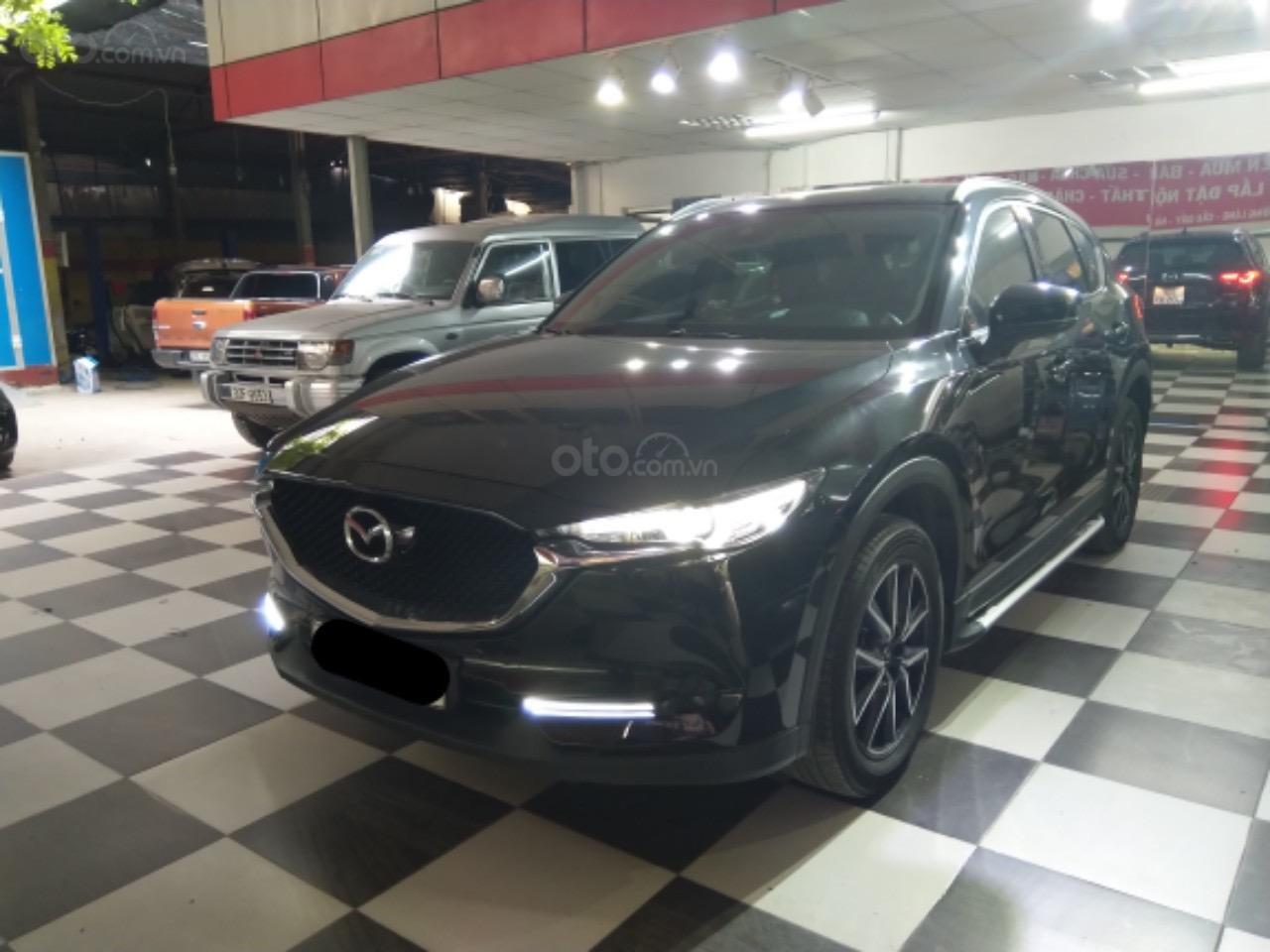 Bán Mazda CX 5 AT 2 WD SX 2018, màu đen, liên hệ: 0974299922 (2)