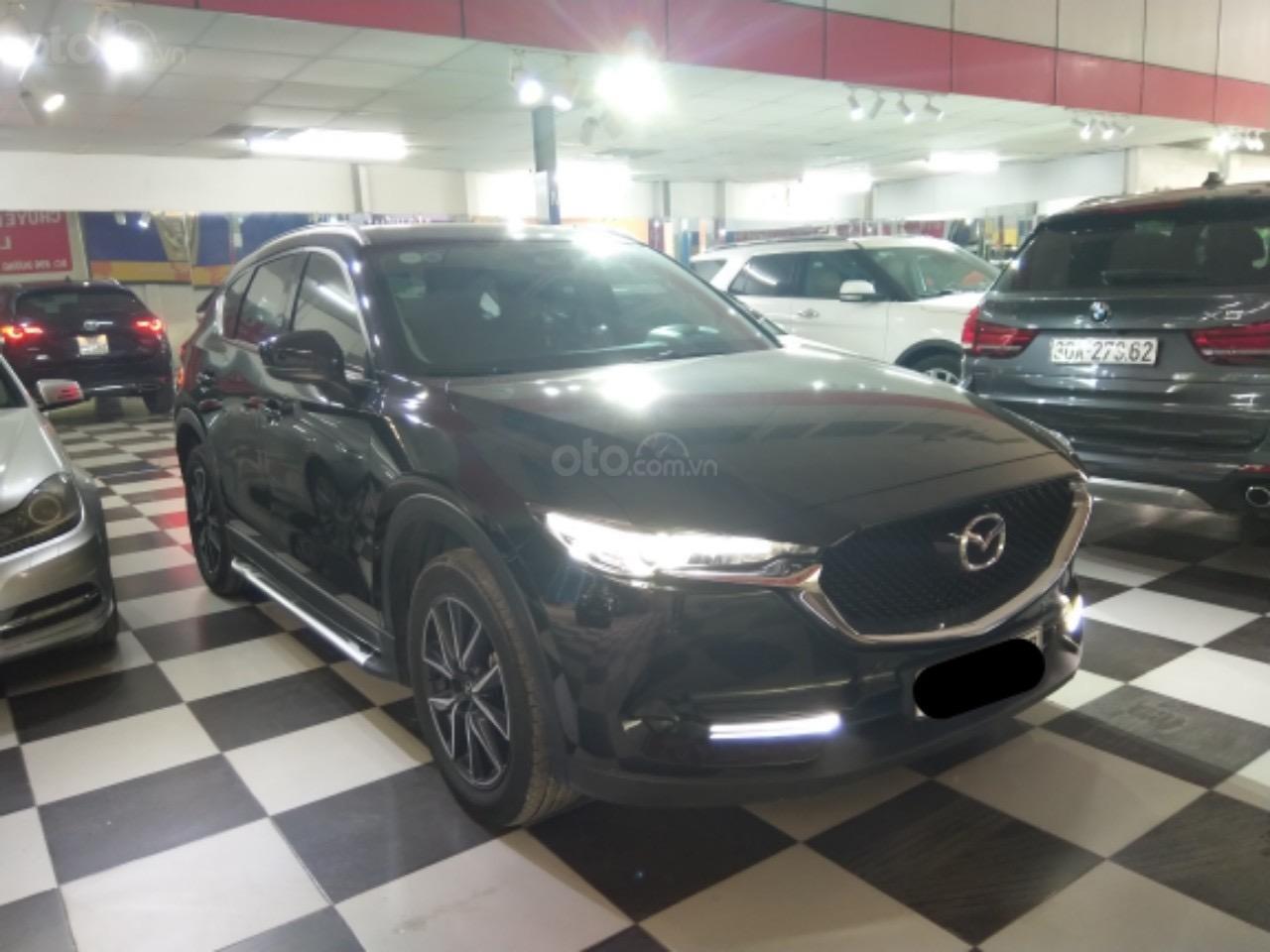 Bán Mazda CX 5 AT 2 WD SX 2018, màu đen, liên hệ: 0974299922 (3)