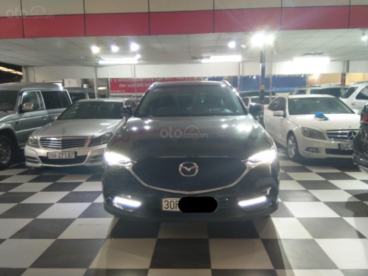 Bán Mazda CX 5 AT 2 WD SX 2018, màu đen, liên hệ: 0974299922 (1)