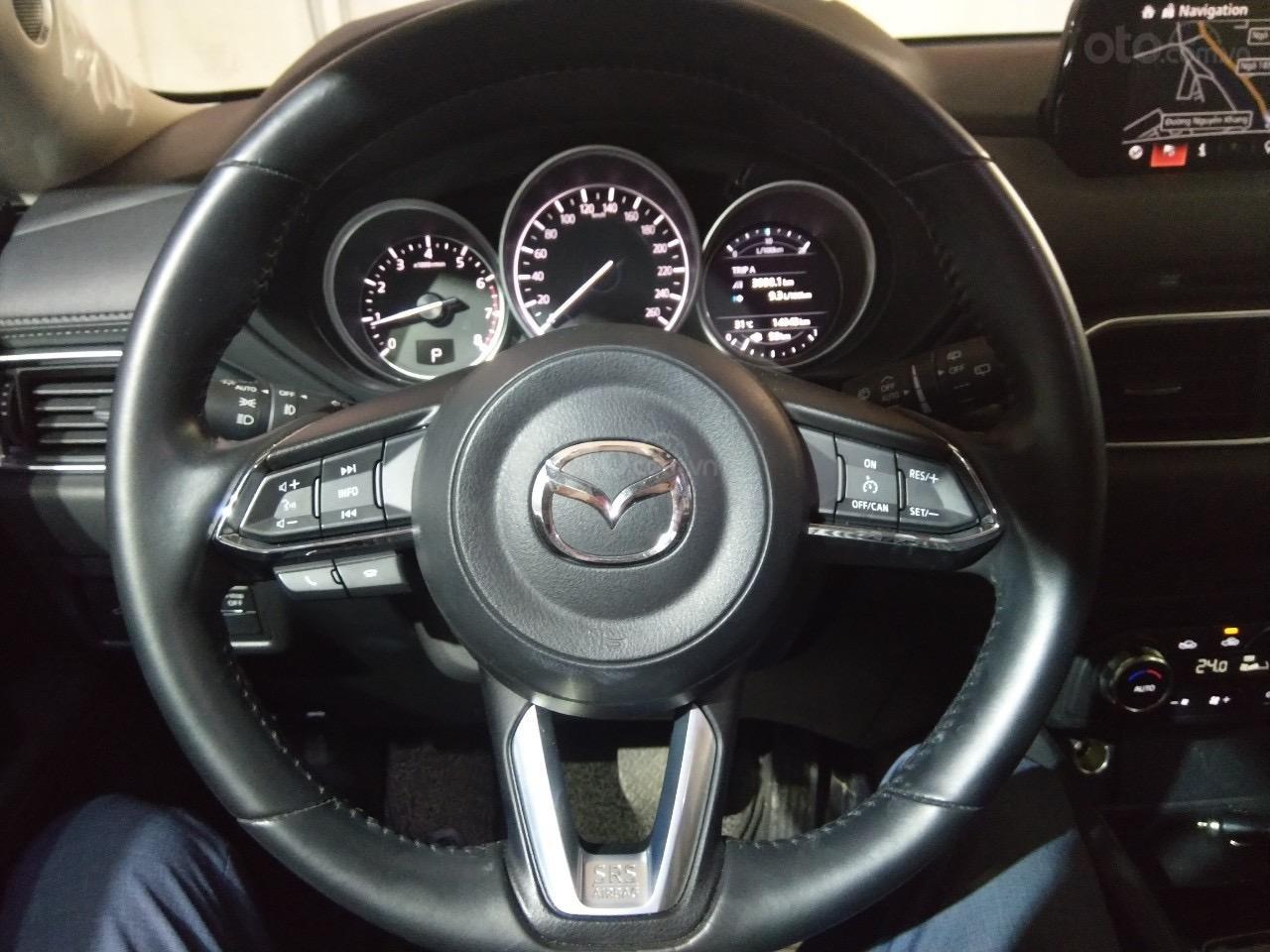 Bán Mazda CX 5 AT 2 WD SX 2018, màu đen, liên hệ: 0974299922 (8)