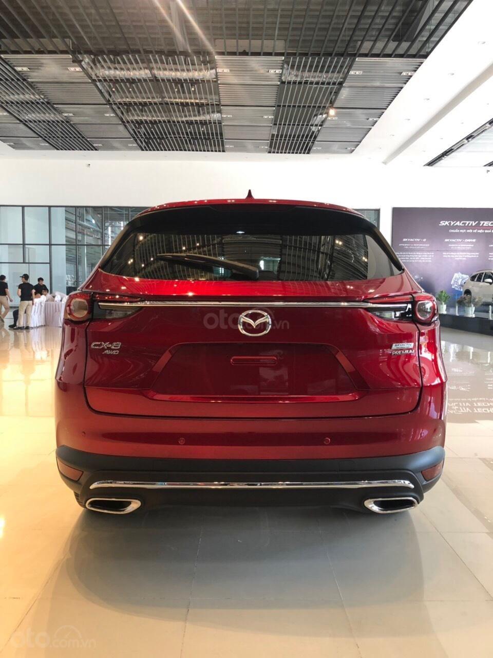 Mazda CX8, ưu đãi 40Tr, trả trước 335tr (3)