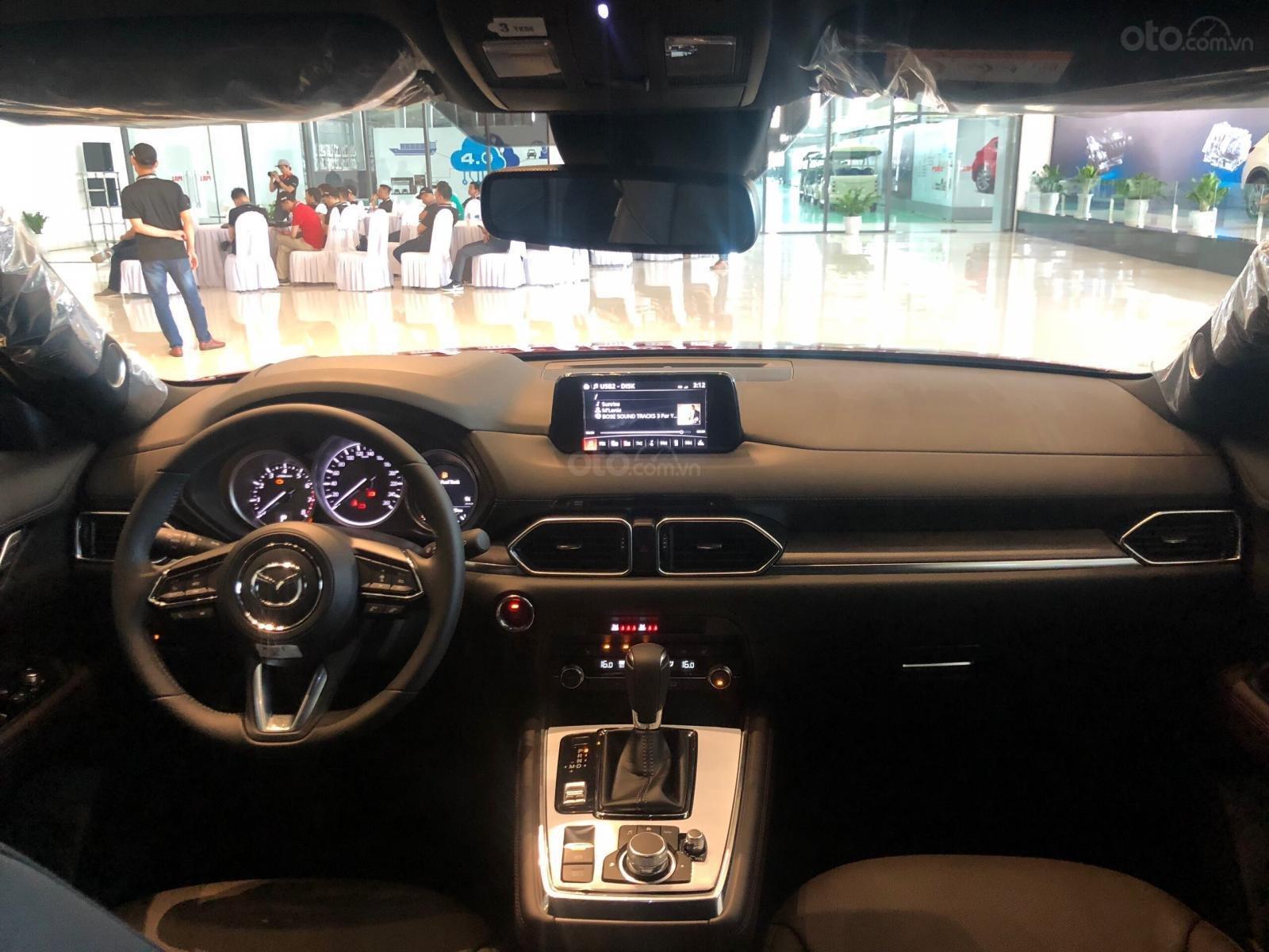 Mazda CX8, ưu đãi 40Tr, trả trước 335tr (4)