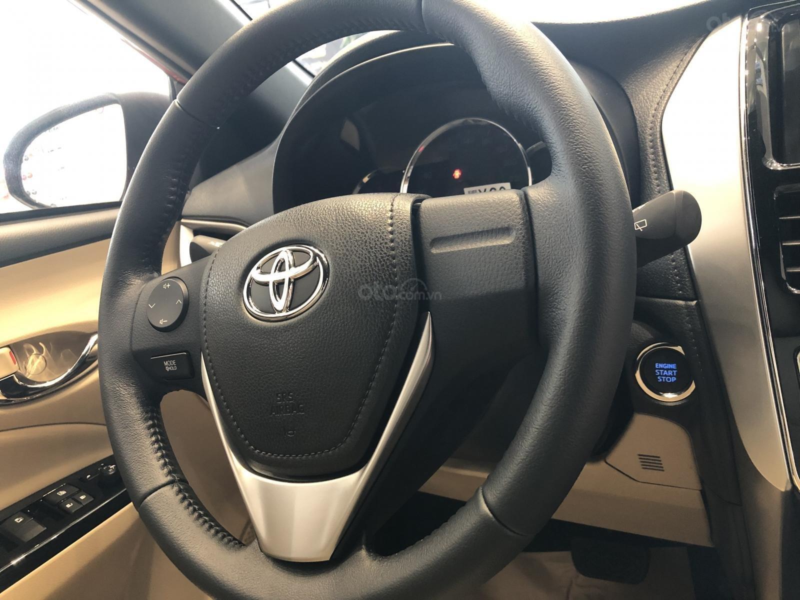 Bán Toyota Yaris 1.5G 2019, mới 100%, nhập khẩu nguyên chiếc (8)