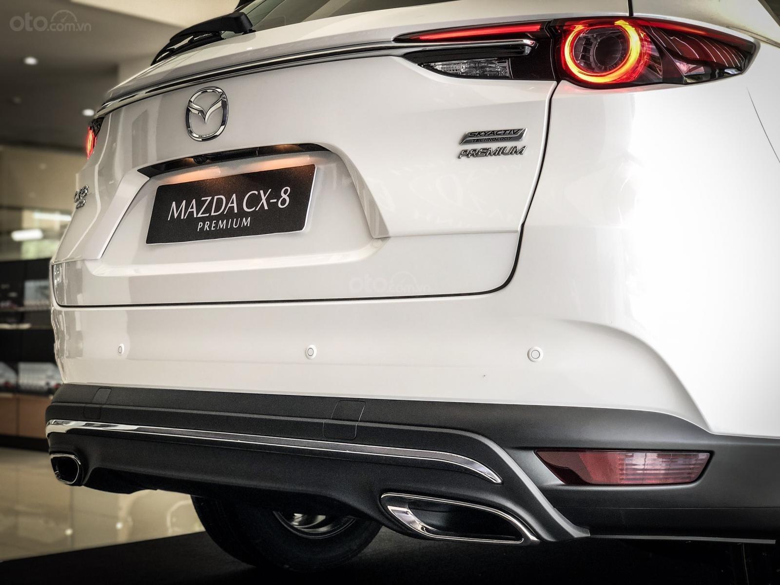 Mazda SUV 7 chỗ CX8 đủ màu, giảm giá + quà tặng, chỉ 314tr nhận xe ngay- Hỗ trợ mọi thủ tục và giao xe tận nhà (5)