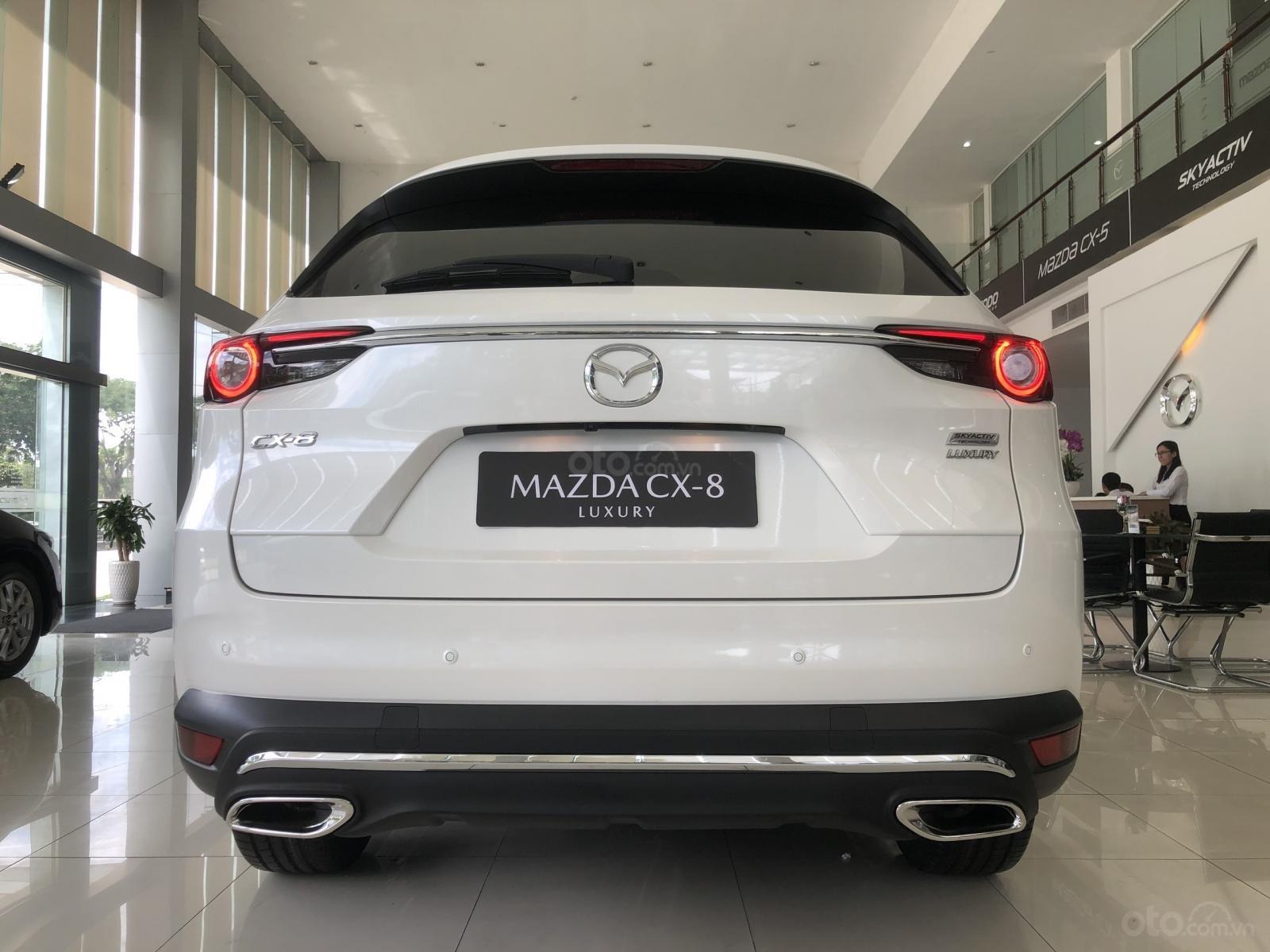 Mazda SUV 7 chỗ CX8 đủ màu, giảm giá + quà tặng, chỉ 314tr nhận xe ngay- Hỗ trợ mọi thủ tục và giao xe tận nhà (17)