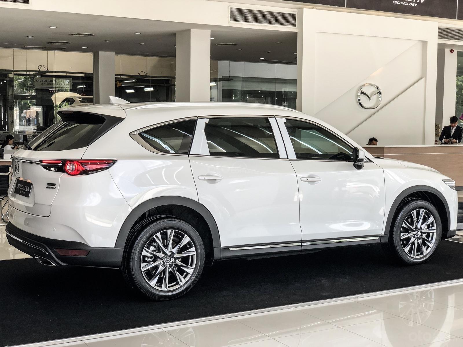 Mazda SUV 7 chỗ CX8 đủ màu, giảm giá + quà tặng, chỉ 314tr nhận xe ngay- Hỗ trợ mọi thủ tục và giao xe tận nhà (20)