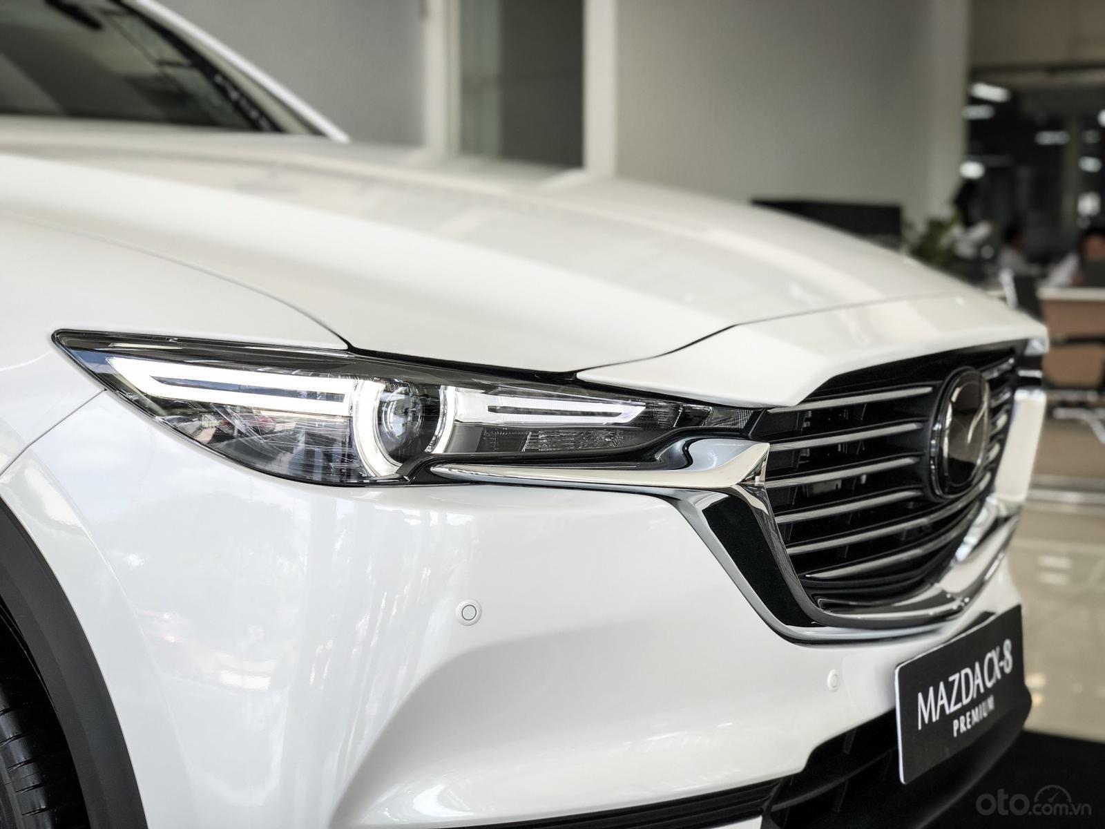 Mazda SUV 7 chỗ CX8 đủ màu, giảm giá + quà tặng, chỉ 314tr nhận xe ngay- Hỗ trợ mọi thủ tục và giao xe tận nhà (21)