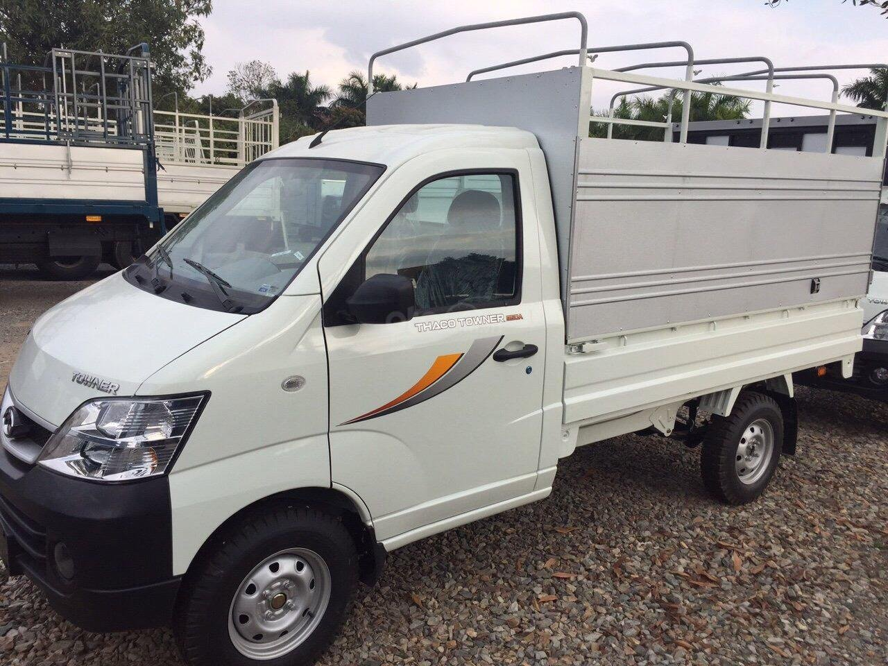 Thaco Towner 990, xe chạy phố, ưu đãi 100% thuế trước bạ, ĐK miễn phí, trả góp 60tr (1)
