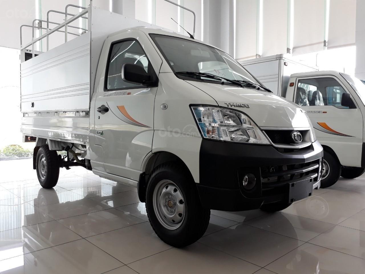 Thaco Towner 990, xe chạy phố, ưu đãi 100% thuế trước bạ, ĐK miễn phí, trả góp 60tr (2)