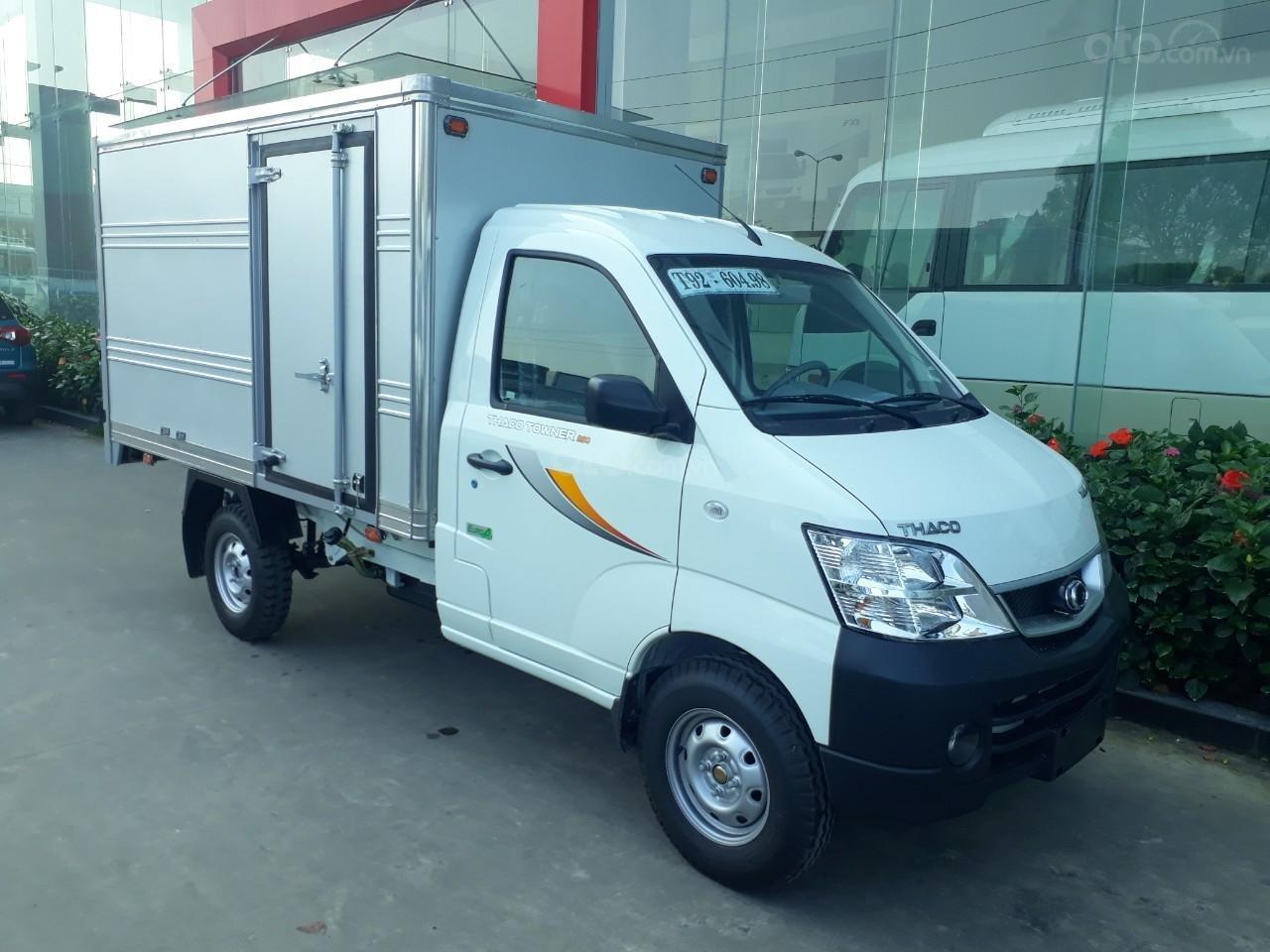 Thaco Towner 990, xe chạy phố, ưu đãi 100% thuế trước bạ, ĐK miễn phí, trả góp 60tr (3)