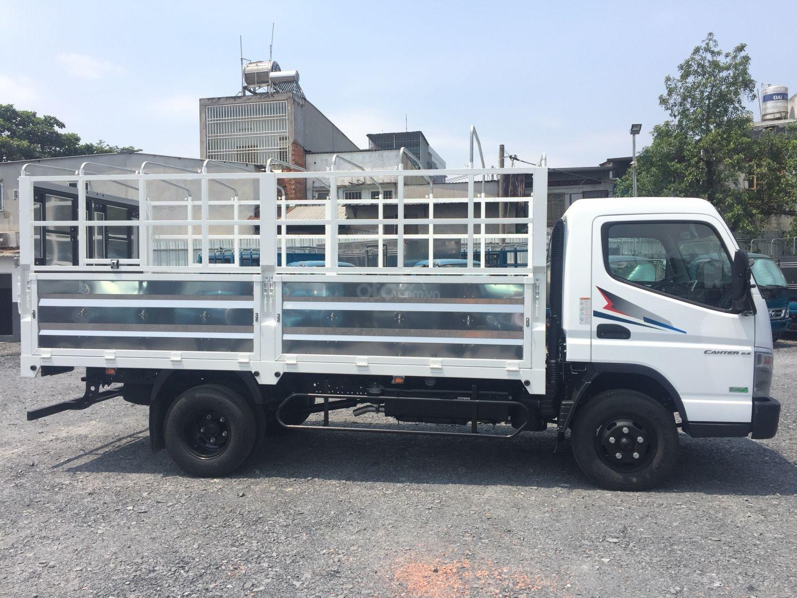 Bán xe tải nhập khẩu Mitsubishi Canter 6.5 tải 3.4 tấn, thùng dài 4.3m, hỗ trợ trả góp 80% (8)