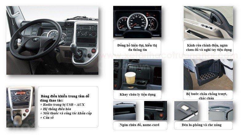 Bán xe tải nhập khẩu Mitsubishi Canter 6.5 tải 3.4 tấn, thùng dài 4.3m, hỗ trợ trả góp 80% (11)