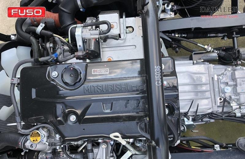 Bán xe tải nhập khẩu Mitsubishi Canter 6.5 tải 3.4 tấn, thùng dài 4.3m, hỗ trợ trả góp 80% (12)