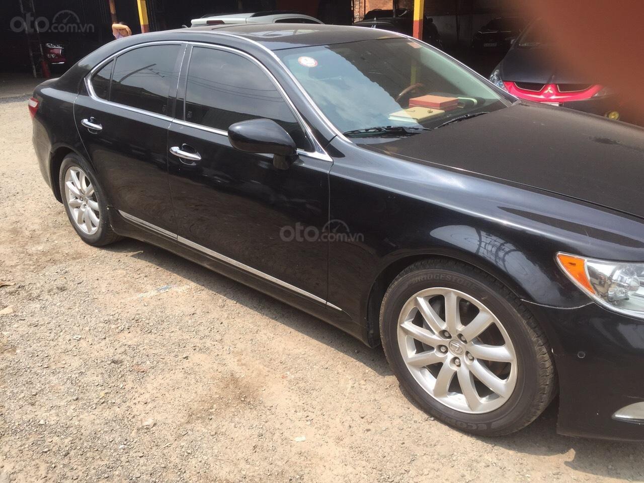 Bán ô tô Lexus LS460 đời 2010, màu đen, nhập khẩu nguyên chiếc, giá chỉ 400 triệu (2)