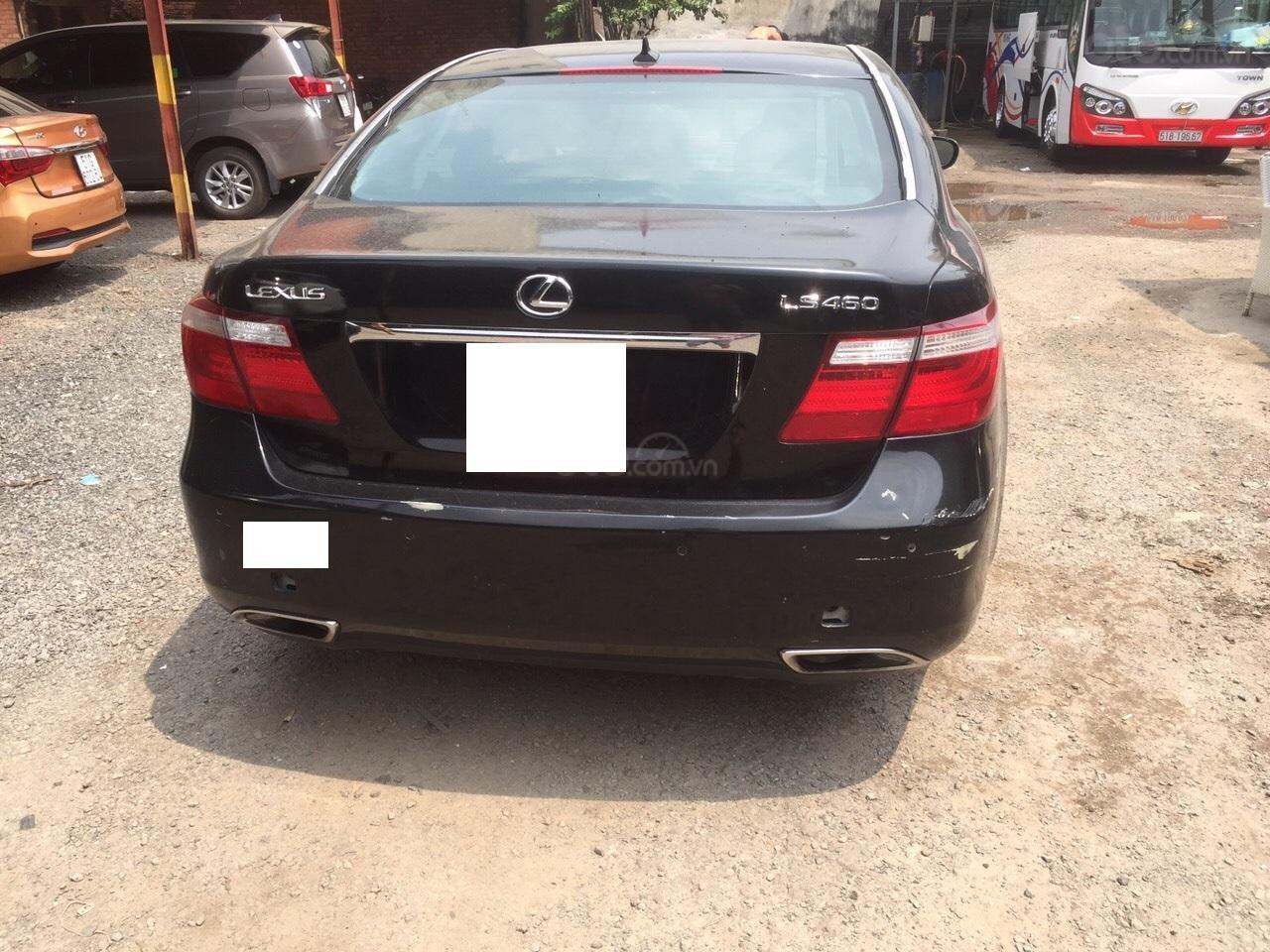 Bán ô tô Lexus LS460 đời 2010, màu đen, nhập khẩu nguyên chiếc, giá chỉ 400 triệu (4)
