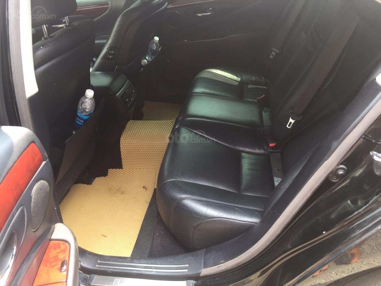 Bán ô tô Lexus LS460 đời 2010, màu đen, nhập khẩu nguyên chiếc, giá chỉ 400 triệu (6)