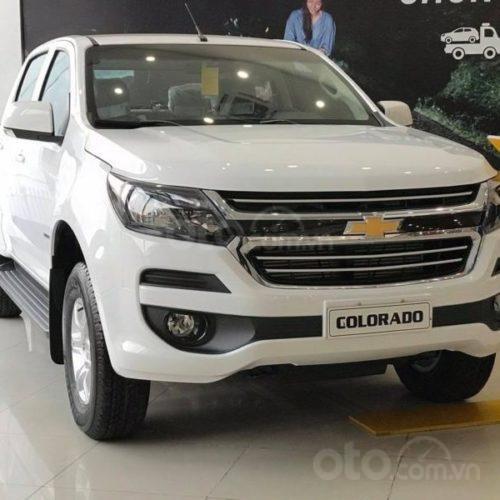 Chevrolet Colorado 2019 KM 80 triệu, hỗ trợ lãi suất 0% 6 tháng đầu (2)