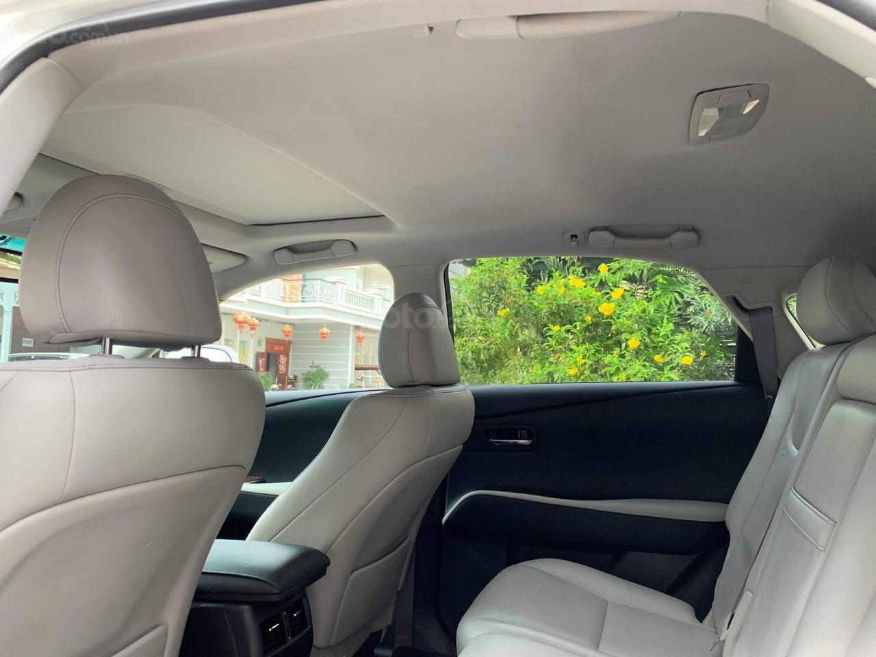 Bán Lexus RX 450h năm 2013, màu trắng, xe nhập, giá 500tr (8)