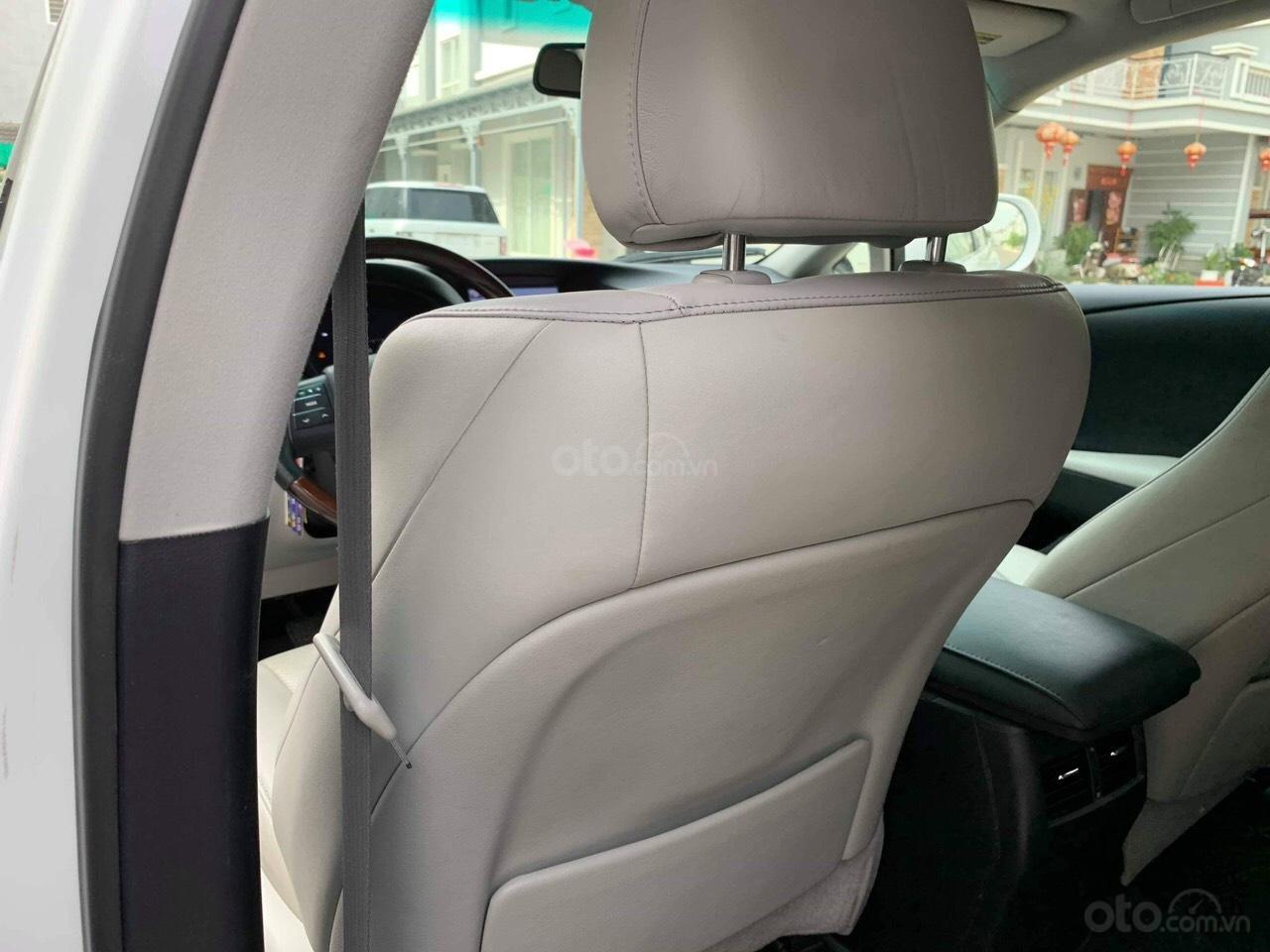 Bán Lexus RX 450h năm 2013, màu trắng, xe nhập, giá 500tr (13)