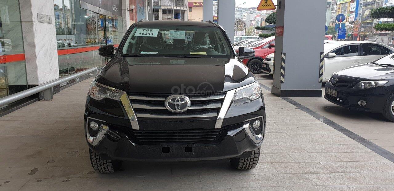 Bán Toyota Fortuner 2.7V máy xăng, 1 cầu đời 2019, nhập khẩu nguyên chiếc Thái Lan (2)