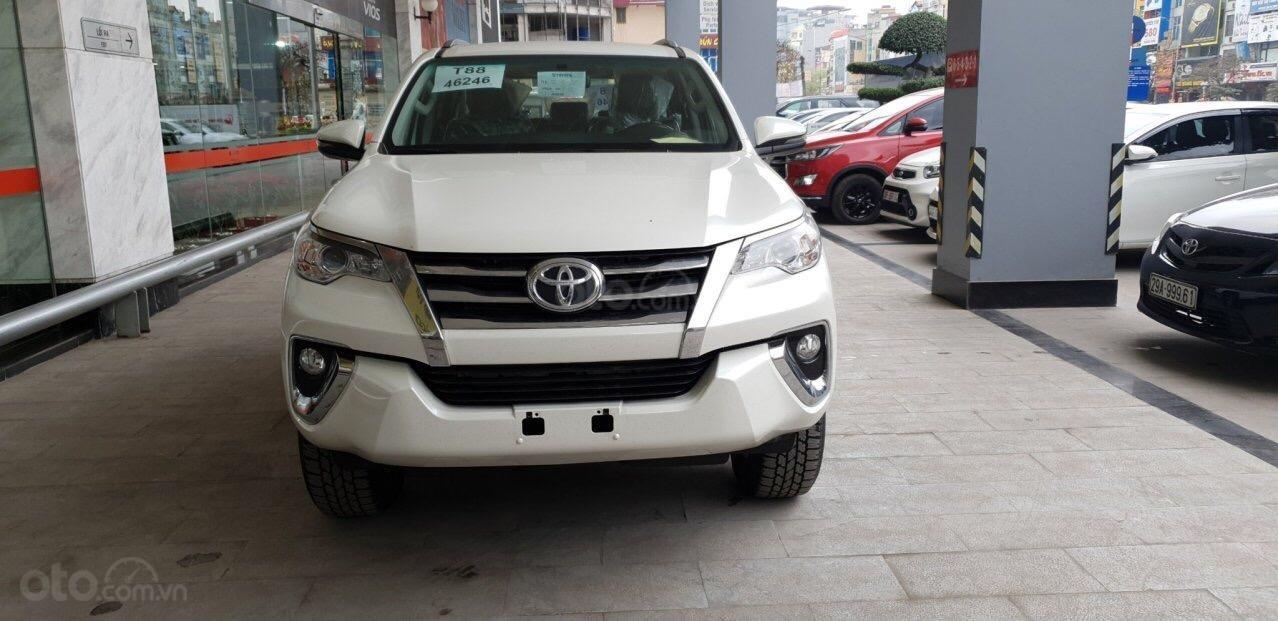 Sở hữu Toyota Fortuner 2.4G, máy dầu, số tự động, 1 cầu chỉ với 350tr (2)