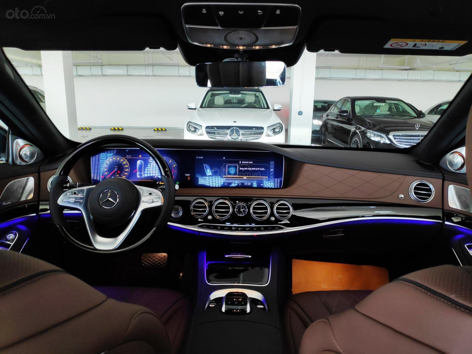 Mercedes S450L Luxury V6 3.0L (5)