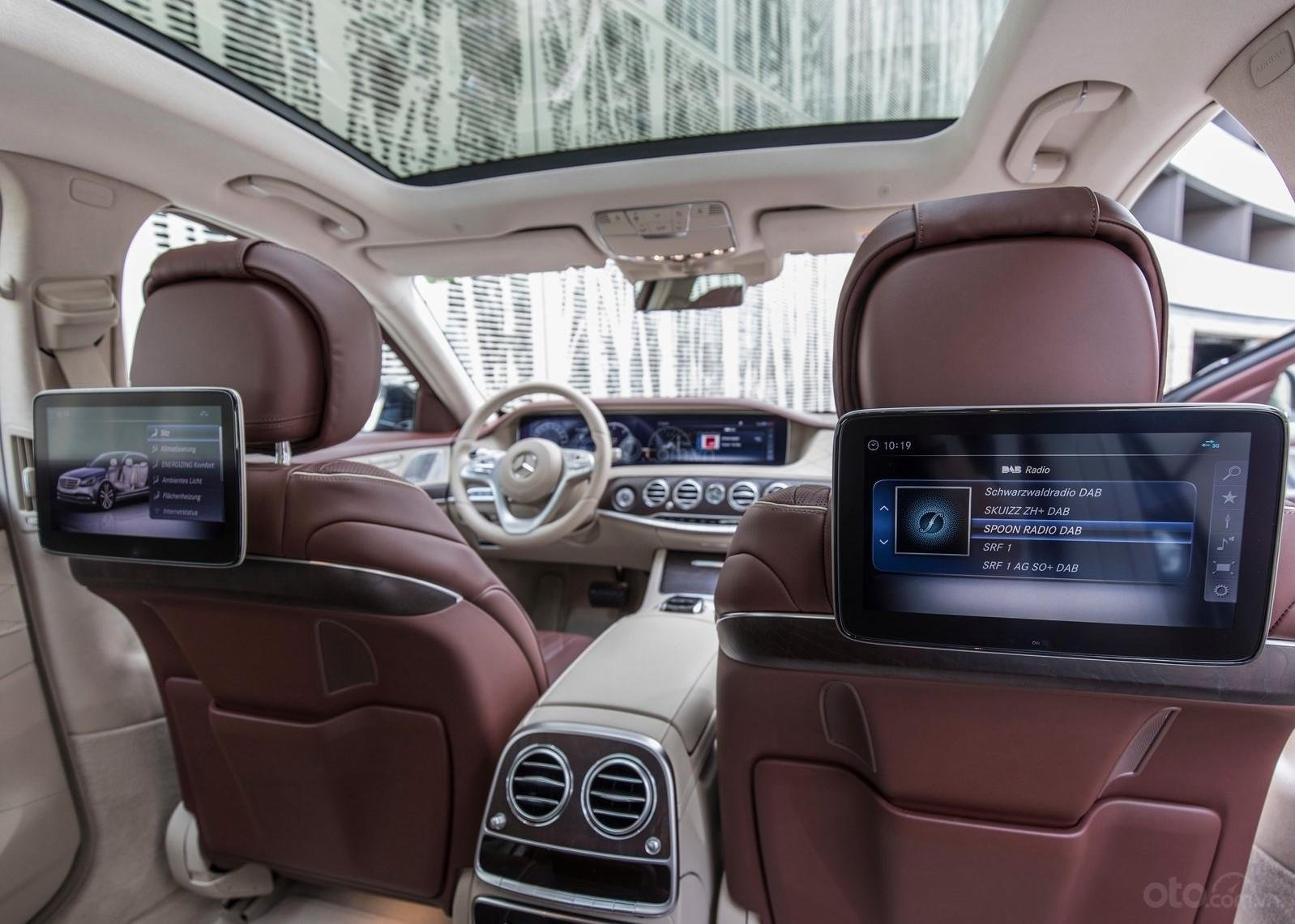 Mercedes S450L Luxury V6 3.0L (12)