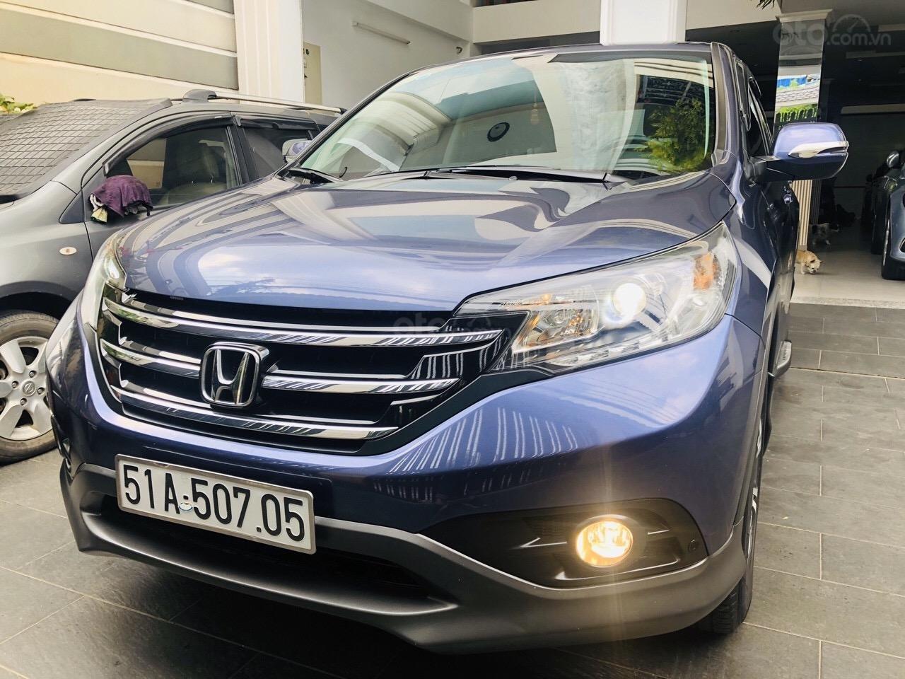 Bán Honda CRV 2.4G sản xuất 2013, xe đẹp đi đúng 39.000km, bao kiểm tra hãng (1)