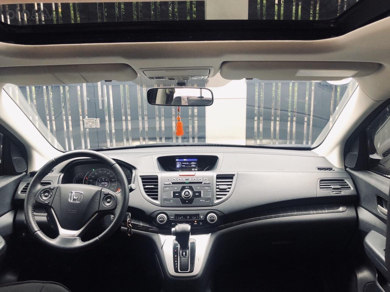Bán Honda CRV 2.4G sản xuất 2013, xe đẹp đi đúng 39.000km, bao kiểm tra hãng (4)